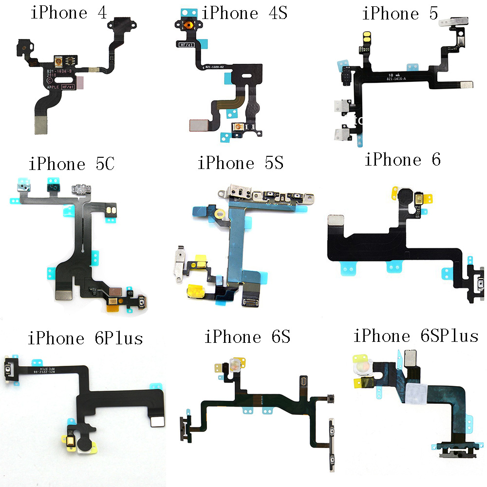 Replacement Parts For Iphone 6s Plus 6s 6p 6 5s 5 5c 4s 4